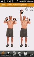 Screenshot of aFitness Light-Workout,Fitness