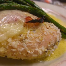 De-Constructed Chicken Cordon Bleu
