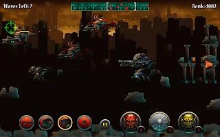 Screenshot of No Demons Allowed HD : Defense