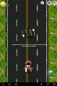 CAR Speed RACE apk screenshot