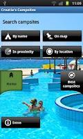 Screenshot of Camping Croatia