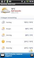 Screenshot of Zaanstad