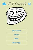 Screenshot of AL Thánh Troll?