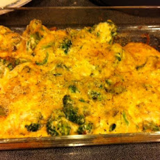 Best Broccoli and Cheese Casserole