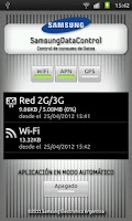 Screenshot of Samsung Data Control Premium