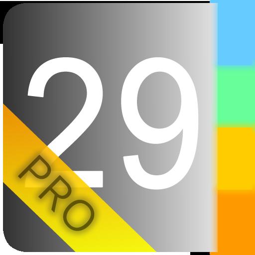 Clean Calendar Widget Pro 生產應用 App LOGO-APP試玩