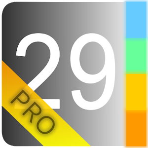 Clean Calendar Widget Pro – minimal, customizable & full of features