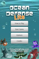 Screenshot of Ocean Defense Lite