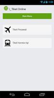 Screenshot of i-Tiket Pesawat dan Kereta Api