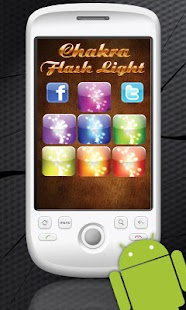 Chakra Balance Flashlight - screenshot