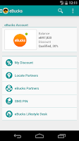 Screenshot of FNB Banking App