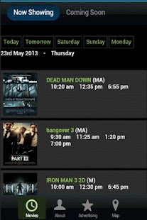 BIG SCREEN Cinemas Caloundra - screenshot
