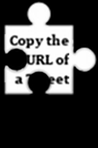 Copy the URL of a Tweet