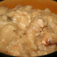 Chicken & Dumplings Like Grandma's (Crock-Pot)