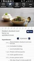 Screenshot of føtex Indkøbshjælp