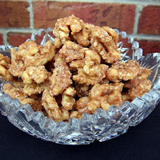 Ila's Candied Walnuts