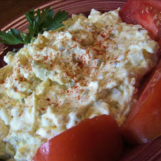 Tiffany Cellar Cafe's Egg Salad