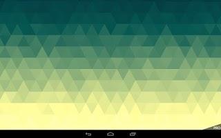 Screenshot of Fracta Pro Live Wallpaper