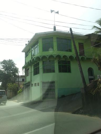 Masjid at Ambatenna