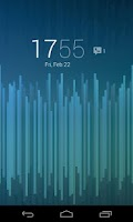 Screenshot of Google Voice for DashClock