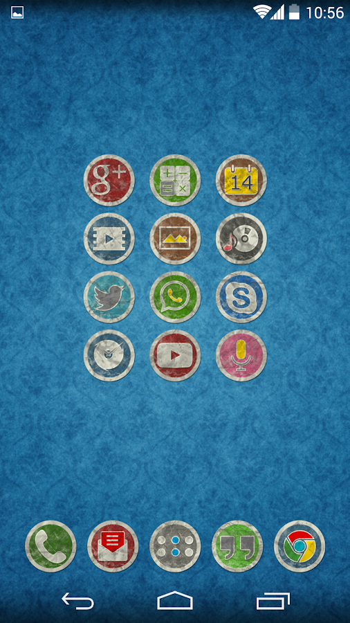 Rugo - Icon Pack Screenshot 1
