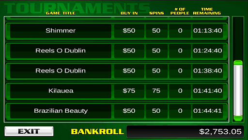 Reels O Dublin HD Slot Machine - screenshot