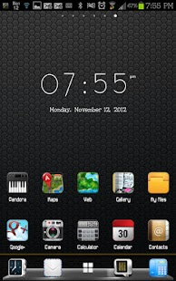 THEME - Austere - screenshot