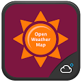 App Amber Weather Plugin - OWM APK for Kindle