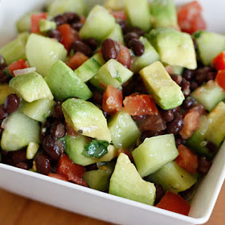 tomatoes onions avocado and balsamic vinegar kalyn s kitchen balsamic ...