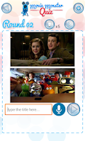 Screenshot of Movie Monster Quiz