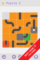 Screenshot of Slide & roll - unblock puzzle