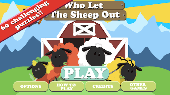 Who Let The Sheep Out - FREE - screenshot