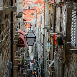 by Žana Popović - City,  Street & Park  Neighborhoods ( street )