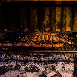 by Pablo Limardo - Food & Drink Meats & Cheeses