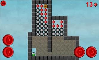 Screenshot of Stonie (Boulder Dash)