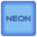 Better Keyboard Neon Skin icon