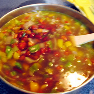 Pinto And Kidney Bean Soup Recipes