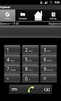 Screenshot of Call From Jail App