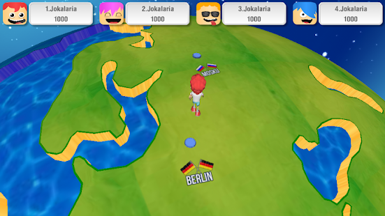 Mundupoly 3D - screenshot