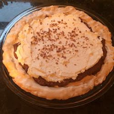 German Chocolate Angel Pie I
