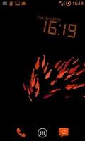 Screenshot of Fish live wallpaper