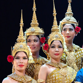 Costumes by Koh Chip Whye - People Musicians & Entertainers (  )