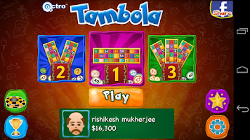 Screenshot of Tambola - Indian Bingo