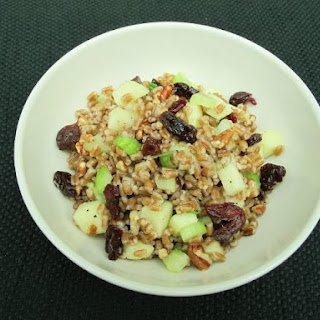 Fruited Wheatberry Salad