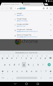 Chrome Browser - Google APK screenshot thumbnail 13