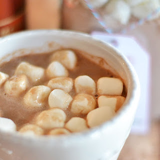 The BEST Homemade Hot Chocolate Mix