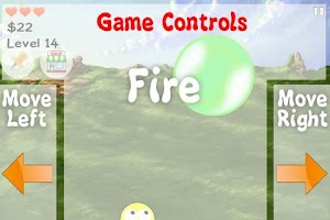 Screenshot of Bubble Division