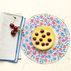 Sour Cherry Clafoutis