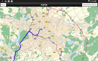 Screenshot of Das Telefonbuch – lokale Info