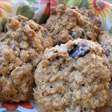 Oatmeal Cookies with Flax